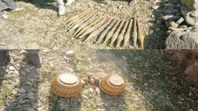 باجوڑ میں بروقت کارروائی سکیورٹی فورسز نے تخریب کاری کا منصوبہ ناکام بنا دیا' بارودی مواد' اسلحہ برآمد
