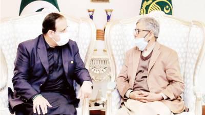 پنجاب سرمایہ کاروں کیلئے جنت، عثمان بزدار صوبائی حکومت ، عالمی بنک میں تعاون بڑھانے پر اتفاق