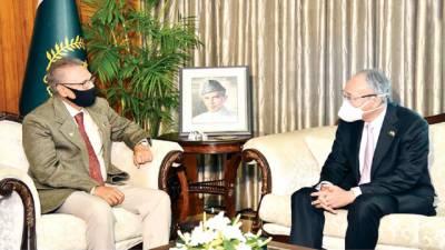 ملکی نظام کو جدید تقاضوں سے ہم آہنگ کرنا ناگزیر ہو گیا: صدر عارف علوی