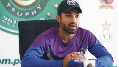 لوئر آرڈر میں کھیلنے کے سب صلاحیتوں کے اظہار کاموقع نہیں مل سکا محمد رضوان