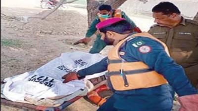بچہ ٹب میں ڈوب کر جاں بحق' نہر سے نومولود سمیت 3 لاشیں برآمد