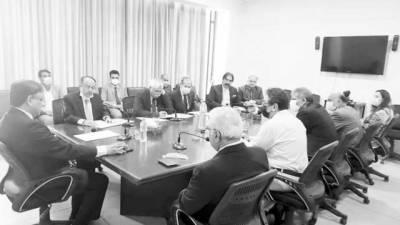 وفاقی محتسب سید طاہر شہبازکا ریجنل آفس لاہور کا دورہ
