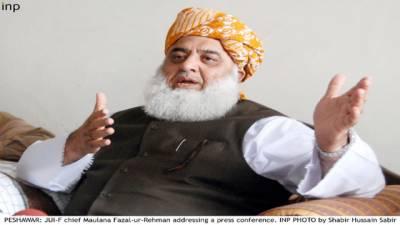 کرم میں بھی دھاندلی ہوئی' الیکشن منسوخ کیا جائے: فضل الرحمن