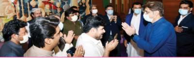 سینٹ نتائج وزیراعظم کو استعفی دے کر گھر چلے جانا چاہیے وزیراعلی سندھ