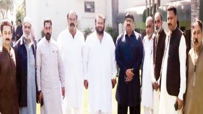 لاہور سنٹرل بزنس ڈسٹرکٹ منصوبہ گیم چینجر ثابت ہوگا : صدیق مہر