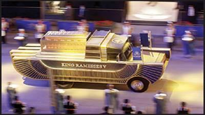 مصر کے 18 بادشاہ اور4 ملکاؤں کو تحریر اسکوائر کے مصری میوزیم سے منتقلی