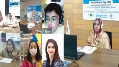 کورونا نے حفظان صحت کی اہمیت واضح کردی' سعدیہ راشد