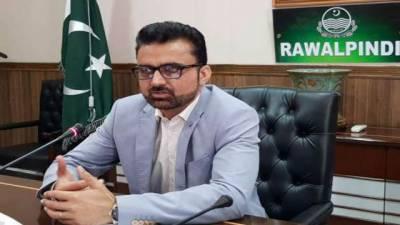 جہلم میں سیاحت کے فروغ کے بے پناہ مواقع موجود ہیں،کمشنر راولپنڈی