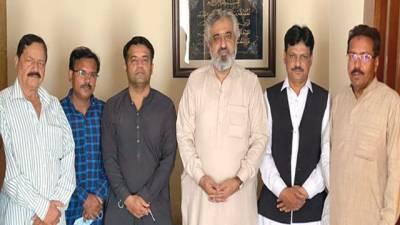 شوہدری شجاعت کی قیادت میں مسلم لیگ مضبوط ہو رہی ہے' طارق حسن