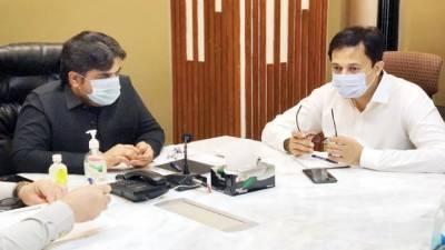 کراچی سمیت سندھ بھر کی ترقی اولین ترجیح، وزیر بلدیات