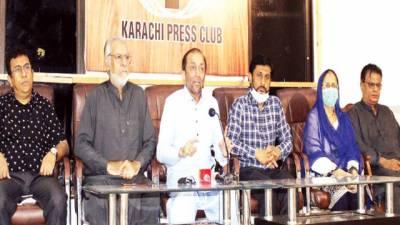 وفاق' سندھ حکومت نے کراچی کو نظر انداز کر رکھا ہے، فاروق ستار