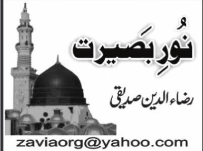 ام المومنین حضرت حفصہ رضی اللہ عنہا(۴)