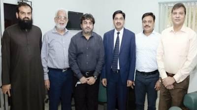 نارتھ کراچی میںفائر اسٹیشن کا قیام ، عملہ بھی فراہم کرینگے ،لئیق احمد