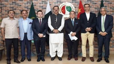 بجٹ میں سی پیک منصوبوں کیلئے 87 ارب روپے مختص کئے : جنرل عاصم سلیم باجوہ