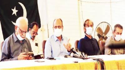 سندھ بلدیاتی الیکشن میں تا خیر کے ذمہ دار وفاق اور ایم کیو ایم ہیں : سعید غنی