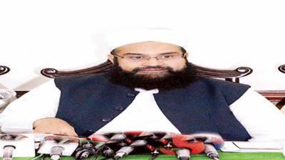 محرم میں پیغام پاکستان ضابطہ اخلاق پر عمل کیا جائے: طاہر اشرفی