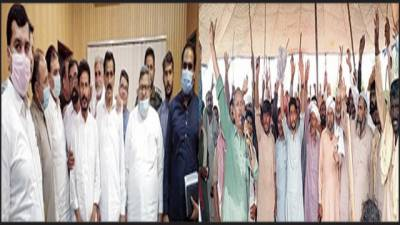 پاکستان کسان ا تحاد اورمیپکوحکام کے مذاکرات کامیاب ،دھرنا ختم