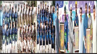شیخ انتظارمیموریل کرکٹ ٹورنامنٹ کا پہلا مرحلہ ختم ٗ دوسرا شروع