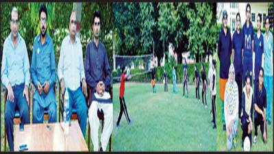 گرلز انٹر ڈسٹرکٹ والی بال ٹورنامنٹ بہاولپور کی ٹیم رحیم یارخان روانہ